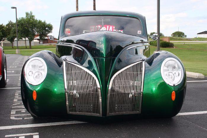 1939 Lincoln Zephyr 7