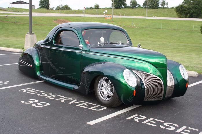 1939 Lincoln Zephyr 1