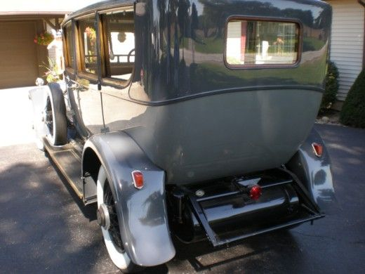 1928 Rolls Royce Phantom 6