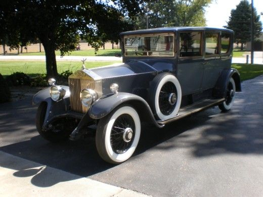 1928 Rolls Royce Phantom 1