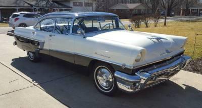 1956 Mercury Monterey Phaeton