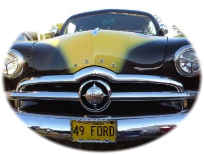 1949 Ford Resto Rod