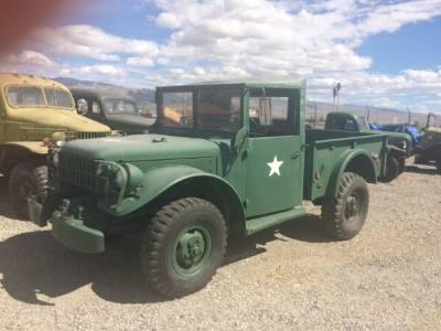 1953 Dodge M37 4x4