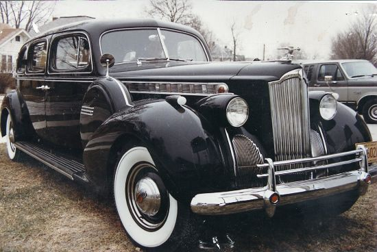 1940 Packard Touring Limousine 1