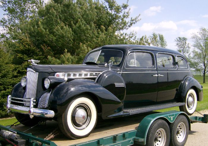 1940 Packard Touring Limousine 2