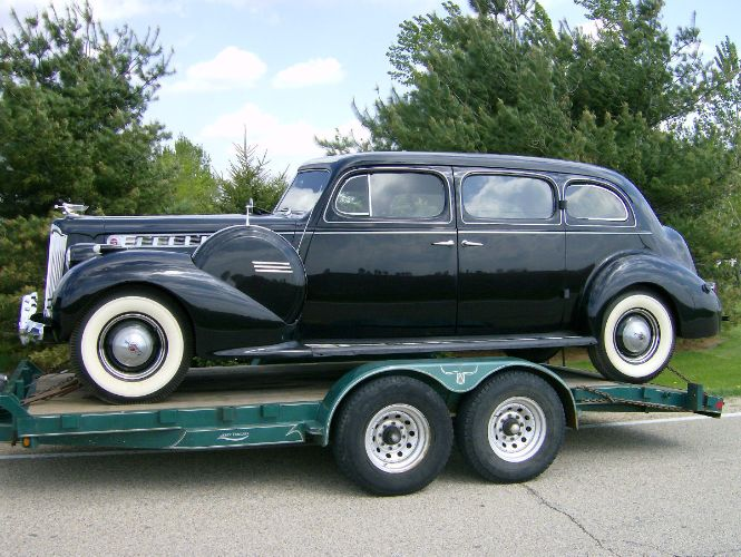 1940 Packard Touring Limousine 3