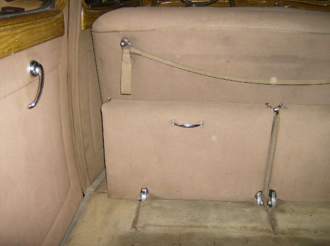 1940 Packard Touring Limousine 7
