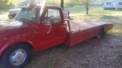 1971 Chevrolet Ramp Truck