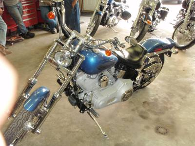 2005 Harley Davidson Softail