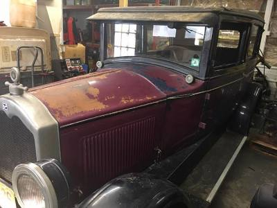 1926 Buick Sedan
