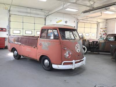 1961 Volkswagen Transporter Single Cab