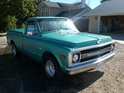 1969 Chevrolet Pickup Short Bed