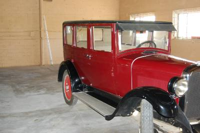 1925 Willys Overland