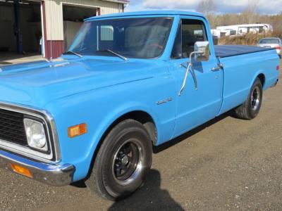 1971 Chevrolet Pickup C10