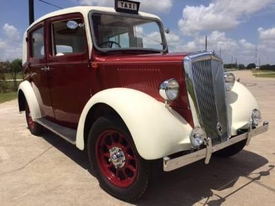 1947 Wolseley Oxford London Taxi