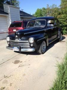 1947 Ford Tudor Deluxe