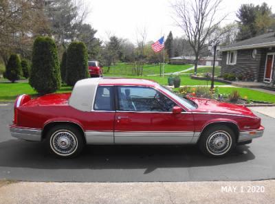 1988 Cadillac Eldorado Biarritz