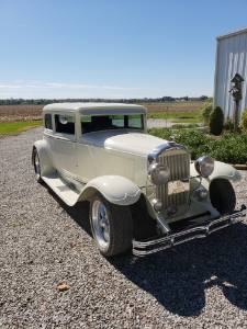 1930 Buick Coupe Series 45