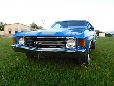 1972 Chevrolet Chevelle Super Sport
