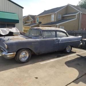 1957 Chevrolet 2 Door Sedan