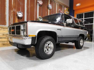 1983 GMC Jimmy 4x4
