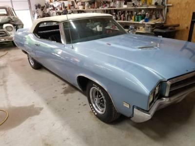 1969 Buick Skylark GS 400