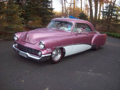 1951 Chevrolet 2 Door Hardtop