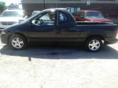 2000 Dodge El Camino Style
