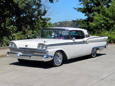 1959 Ford Fairlane 500/Skyliner
