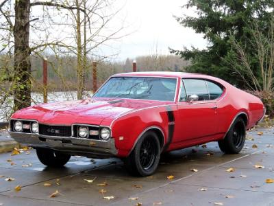 1968 Oldsmobile 442 Holiday S