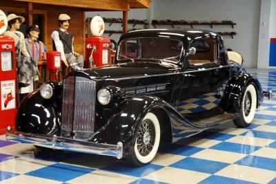1935 Packard Model 1201