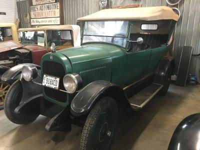 1923 Durant Touring