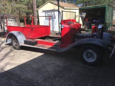 1930 Chevrolet Firetruck