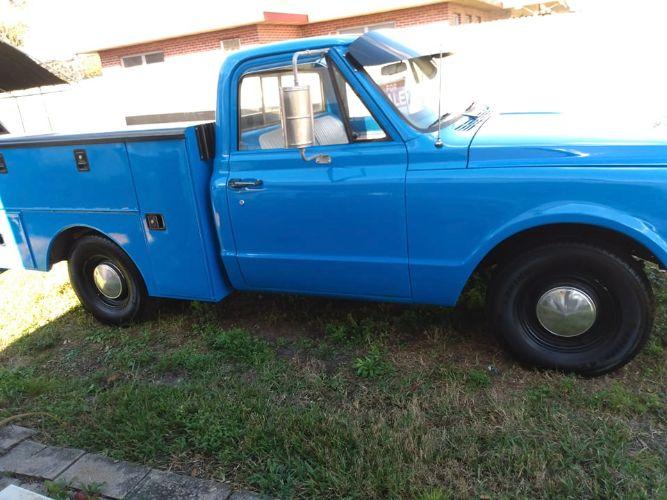 1968 Chevrolet Utility Truck