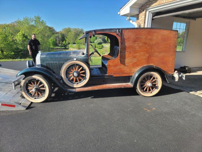 1927 Buick Woody Wagon