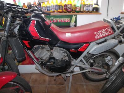 1986 Moto Morini 501 Camel