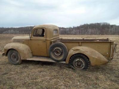 1946 Ford F250 Pickup
