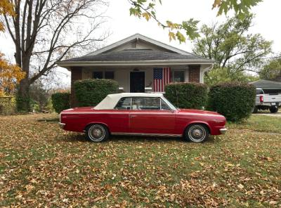 1966 Rambler American 440