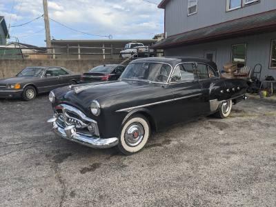 1952 Packard Patrician