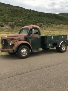 1948 REO Speedwagon