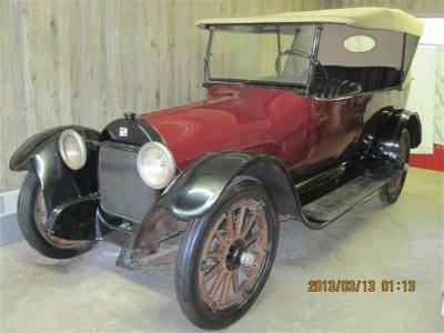1920 Buick Touring