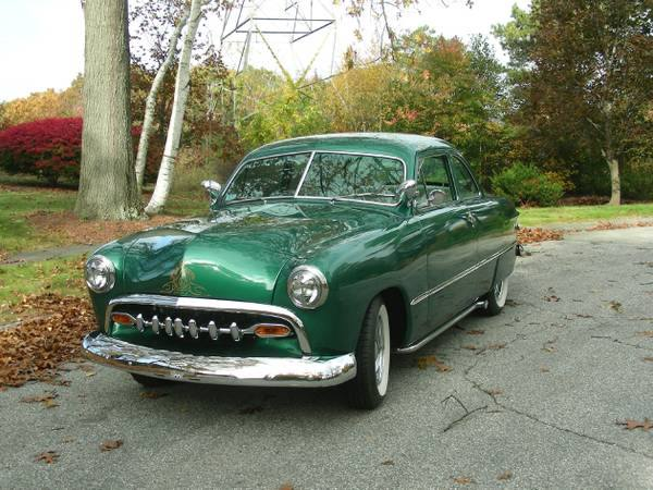 1949 Ford Bussiness Coupe