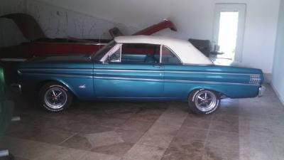 1965 Ford Futura
