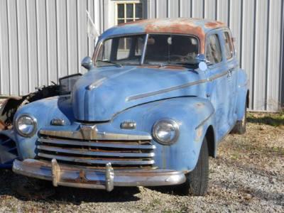 1946 Ford 4 Door Sedan