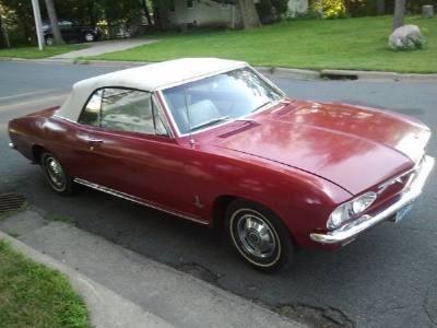 1965 Chevrolet Monza