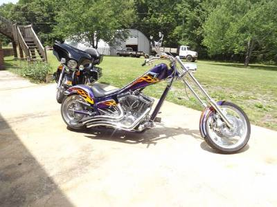 2006 Iron Horse Chopper