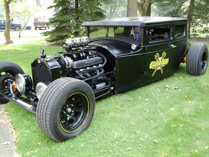 1927 Buick Protouring