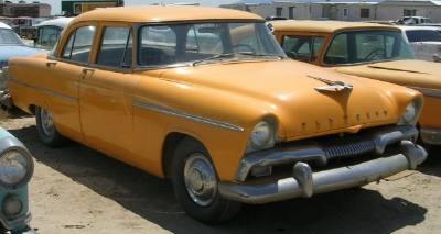 1955 Plymouth Savoy