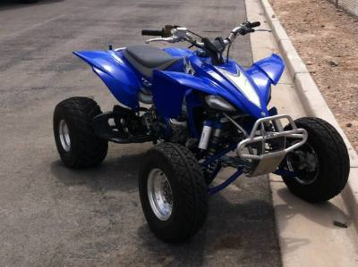 2007 Yamaha YFZ Quad