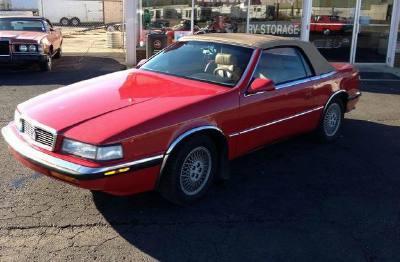 1989 Chrysler Meserati TC